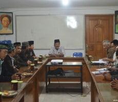 konsolidasi LDII PC Taman dengan Muhammadiyah PC Taman
