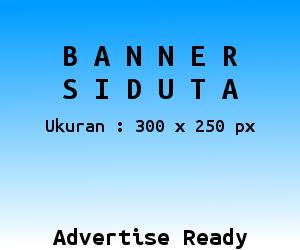 banner siduta